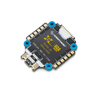 Image 5 - NEW HobbyWing XRotor Micro 60A 4in1 5V BEC output 3 6S Lipo BLHeli 32 DShot1200 Integrated 3 6S ESC for DIY Multicopter