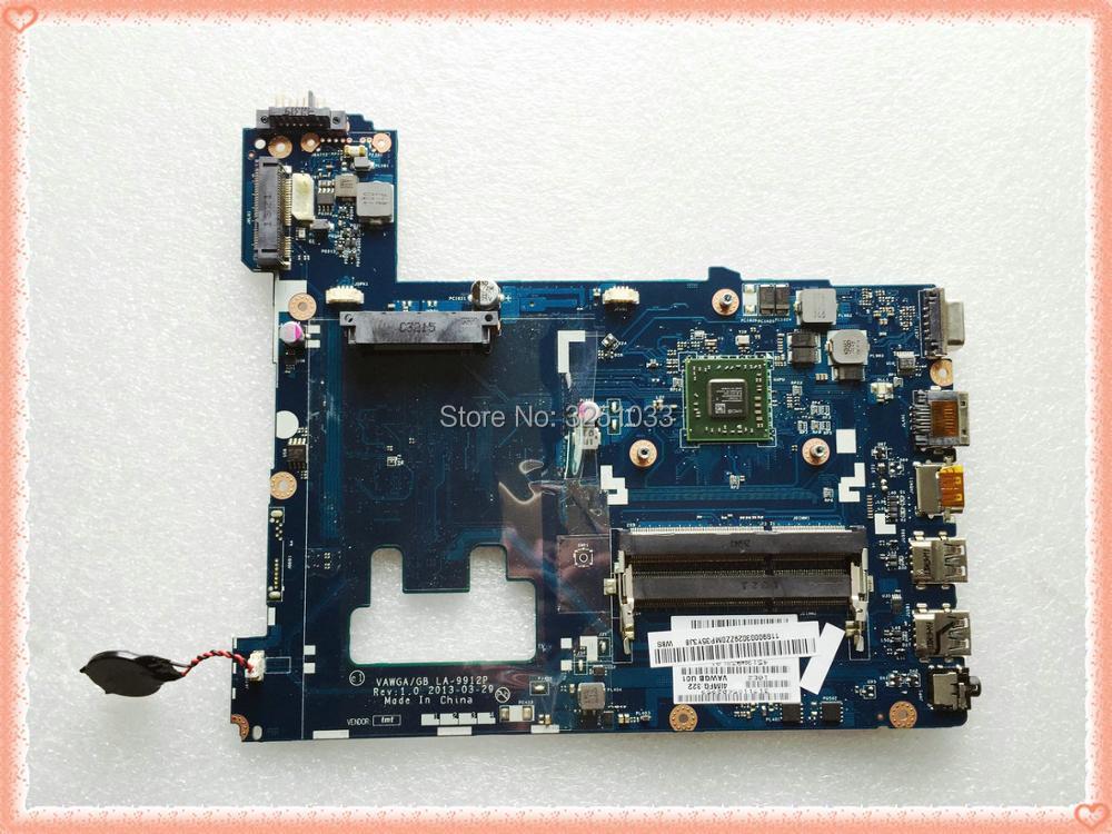 for Lenovo G505 Notebook PC VAWGA /GB LA-9912P Laptop Motherboard LA-9912P PROCESSOR E1-2100 ! FREE SHIPPING