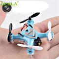 X-1506W Drone 2.4G 4CH 6-Axis Mini RC Gyro Quadcopter Con Cámara HD NOV4