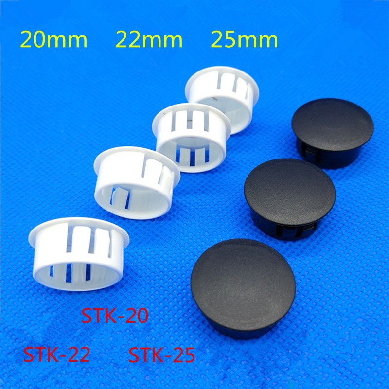 Stoppers Plugs for holes Cover Caps Hole Caps Hole 25,50,100