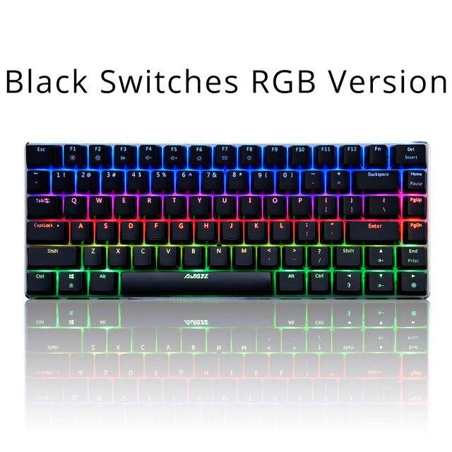 Black Switch RGB