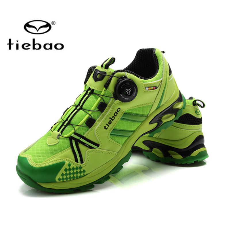 ФОТО TIEBAO Cycling Shoes 2017 sapatilha ciclismo mtb Racing Shoes Athletic bicicleta mountain bike chaussure homme superstar shoes