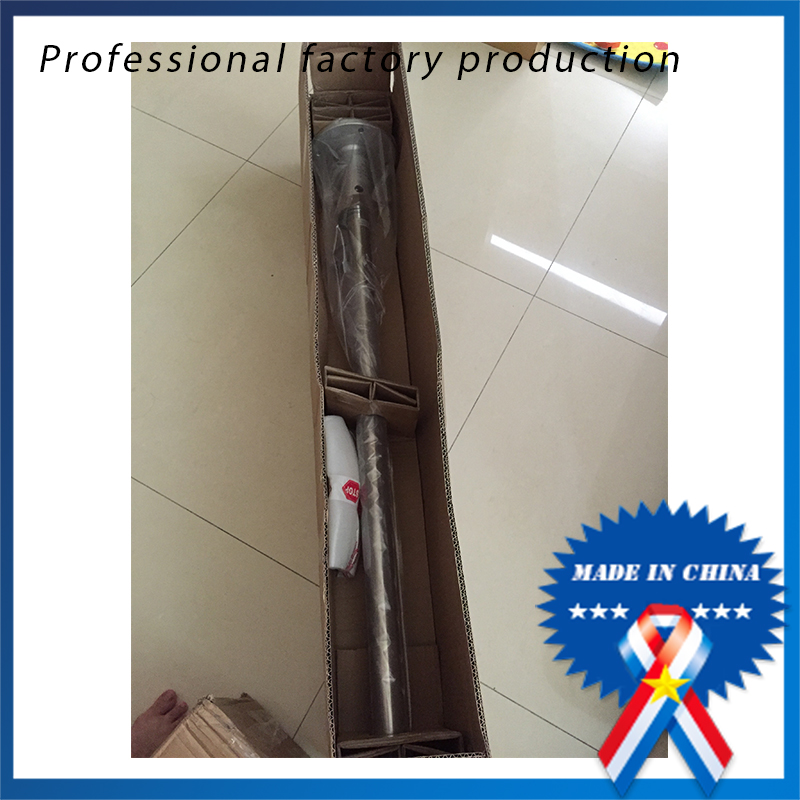 380v 50hz/60hz 16 GPM(60 LPM) 1HP Stainless Steel 316 Vertical Screw Pumps (Continuous work)