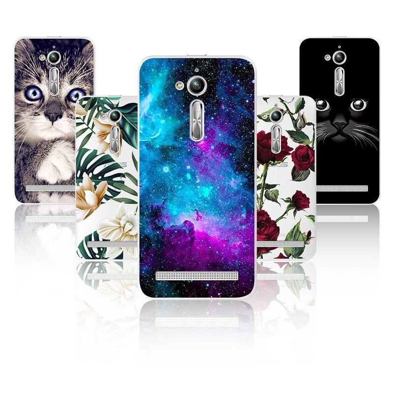 Fanatu 5 0 sFOR ASUS Zenfone GO ZB500KL Silicone Case Phone Cover Zenfone GO ZB500KL X00AD