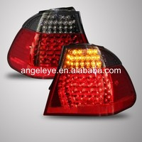 For BMW For E46 320 328 325 LED Tail Lamp Rearlights 4 Doors 1998 2001 Year