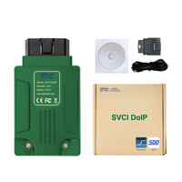 SVCI DOIP JLR DoiP VCI SDD Interface For Jaguar Land Rover Pathfinder From 2005 to 2019 Support Future Update