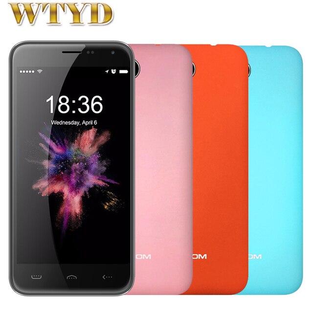 HOMTOM HT3 PRO RAM 2GB ROM 16GB 5.0'' Android 5.1 MTK6735P Quad Core 1.0Ghz LTE 4G HOMTOM HT3 RAM 1GB ROM 8GB WCDMA MTK6580A