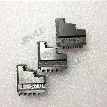 3 PCS Inside Jaws for K11-80 K11 80 80mm 3