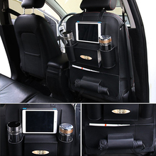 Car seat storage box car back bag Waterproof freeBest quality creative cover Multifunctional