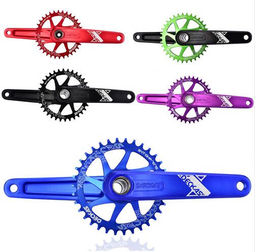 DECKAS GXP Cranksets with BB axle for GXP 32T 34T 36T 38T Chainring for Sram XX1 XO1 X1 GX XO X9 crankset Free shipping mercier р night train to lisbon