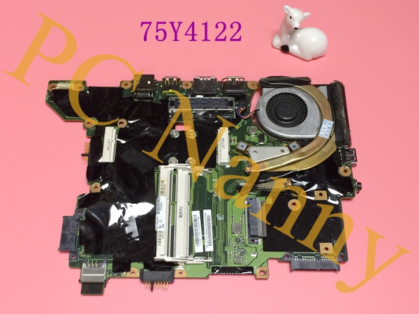 FOR IBM Lenovo ThinkPad T410s Motherboard 75Y4122 + Core i5 520M 2.4GHz