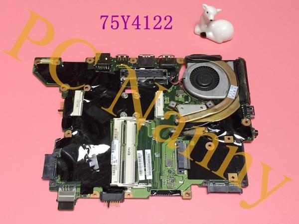 FÜR IBM Lenovo ThinkPad T410s Motherboard 75Y4122 + Core i5 520 Mt...