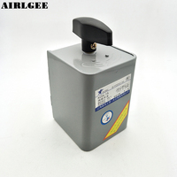 AC 380V 15A 3KW Changeover Forward Reversing Switch