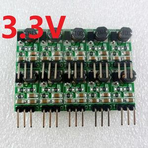 Image 1 - DD4012SA_3V3*10  10pcs DC DC Step Down Buck Converter 5 40V to 3.3V Voltage Regulator Module for Pro mini breadboard