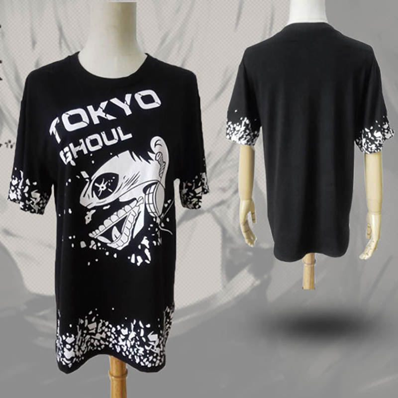 Cute Unicorn Tokyo Ghoul t shirt short sleeve t-shirt casual tshirt men women clothing anime cosplay costume summer Tops & Tees