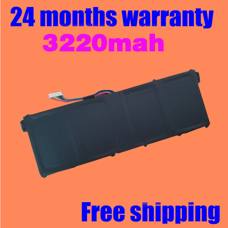 JIGU Laptop Battery for Gateway NE511 NE512 CB5-571 TravelMate B115-M P236-M B115-MP P276-M P276-M FOR ACER KT0030G.004 AC14B18J