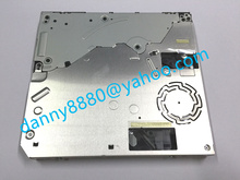 Free post new Kenwoo single DVD mechanism DVS8550V DVS8551V without PC Board for Mercedes car DVD drive loader repair audio