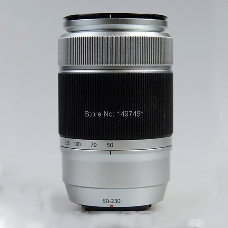 Aucune Boîte! argent XC50-230mm F4.5-6.7 OIS II téléobjectif (XC 50-230) pour Fujifilm X-A3 X-A5 X-T2 X-T10 X-T20 X-A20 X-E2 Caméra