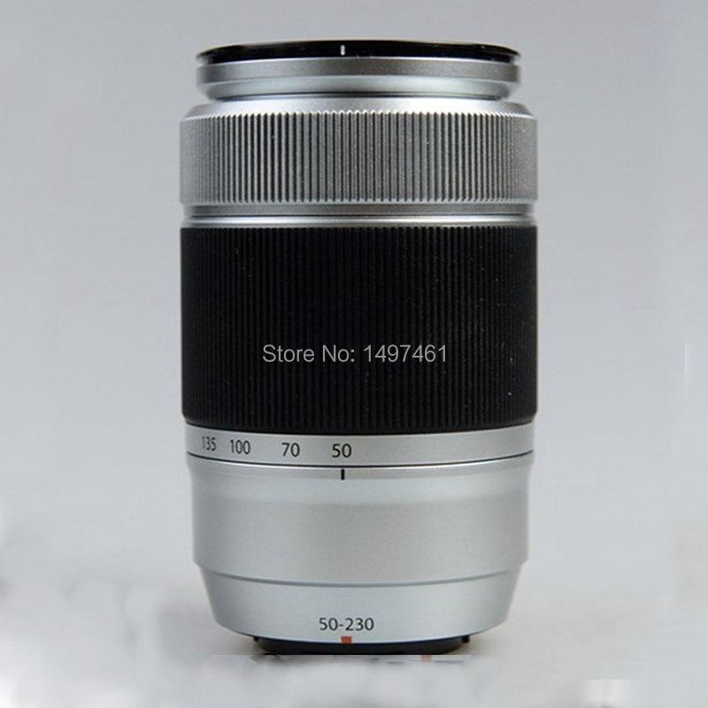 Nessuna Scatola! argento XC50-230mm F4.5-6.7 OIS II teleobiettivo (XC 50-230) per Fujifilm X-A3 X-A5 X-T2 X-T10 X-T20 X-A20 E2 Fotocamera