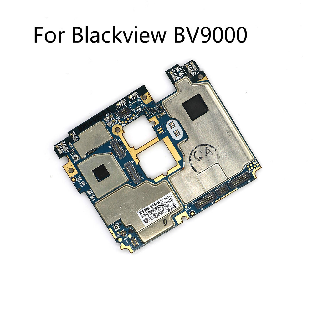 Original For Blackview BV9000 Pro Android 7 1 Phone Mainboard 6G 128G ROM Motherboard flex Cable