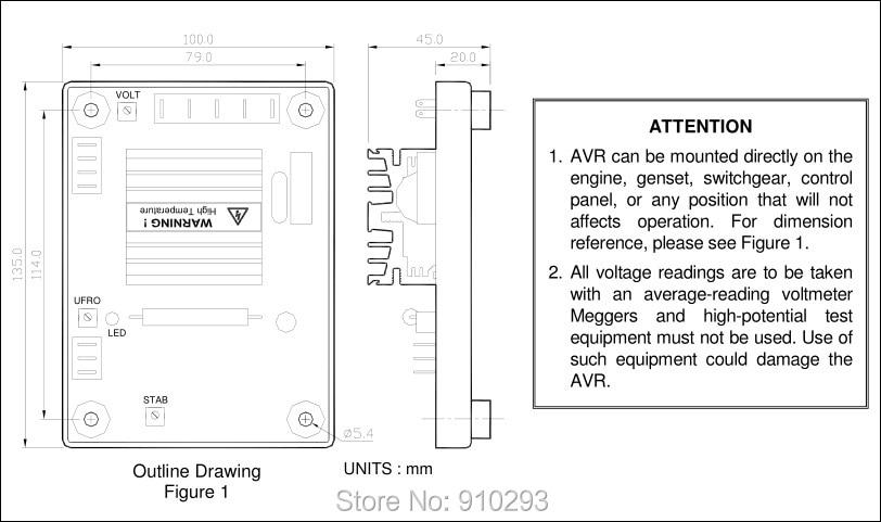 [DIAGRAM_4FR]  high quality SX460 AVR Brushless Alternator Voltage Stabilizer 110V 220V AVR  Development Board Adjuster for Generator Regulator|sx460 voltage regulator| avr sx460avr for generator - AliExpress | Sx460 Avr Wiring Diagram |  | www.aliexpress.com