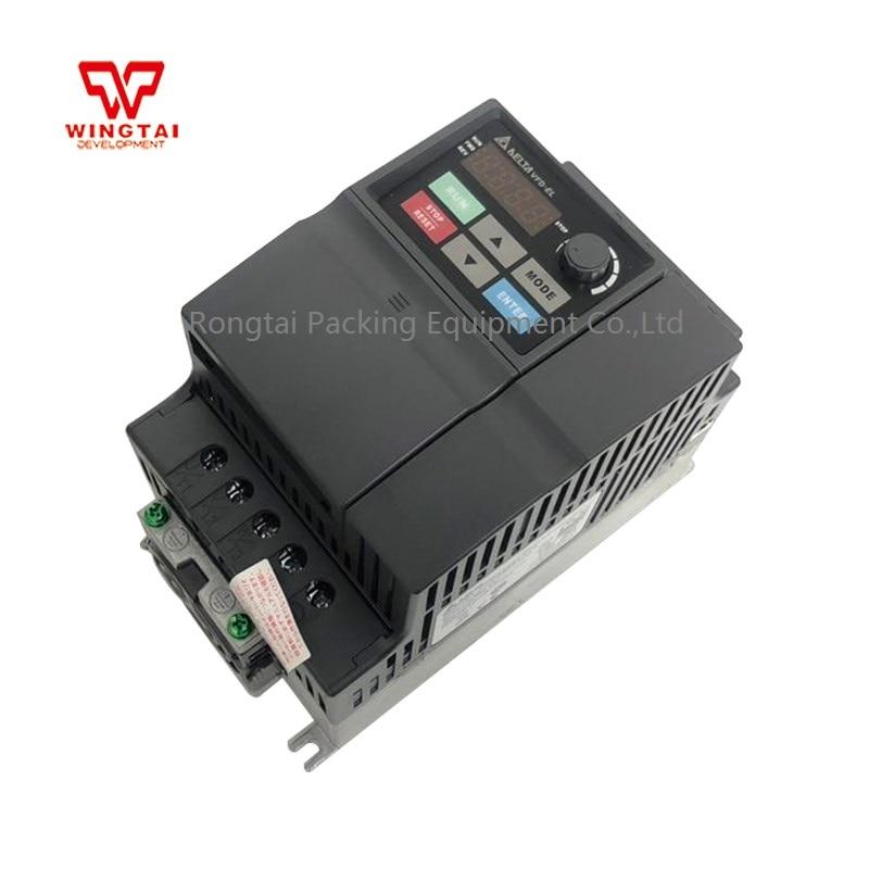 DELTA/ Delta VFD-L series inverter VFD007L21A
