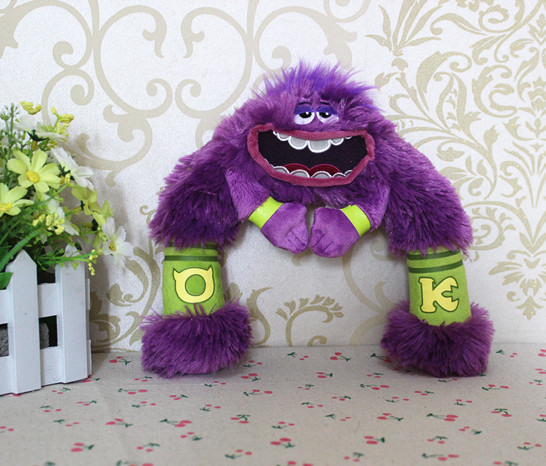Free Shipping 1pcs 20cm Monster Art Toy Monster Inc Monsters University Sullivan Friend Art Plush Toy New Gift For Kids Gifts Made Of Cotton Gift Girlfriendtoy Gift Box Aliexpress