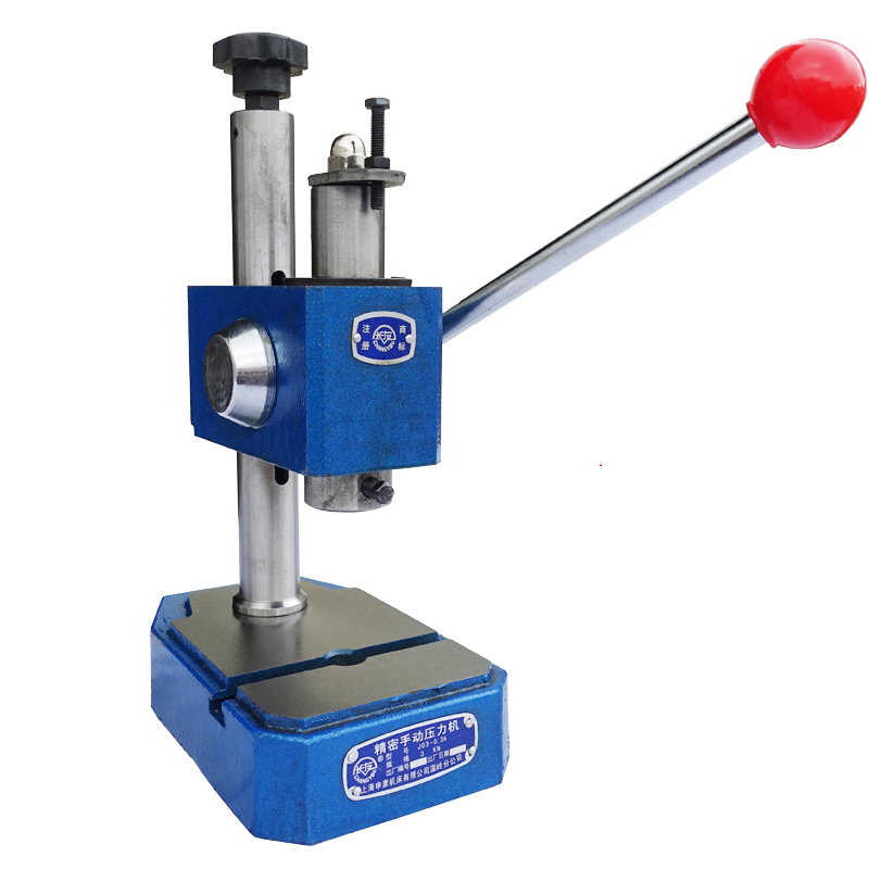 J03 hand press machine Manual presses machine Small industrial hand press Mini industrial press machine