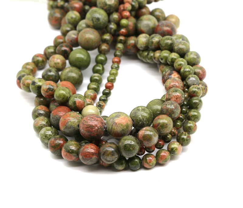 Beads & Jewelry Making Wholesale Multicolor Lava Volcanic Stone Round Loose Beads For Jewelry Making Diy Bracelet Necklace Jewellery 4 6 8 10 12mm 15 Price Remains Stable