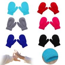 Unisexové dětské rukavičky – více barev, 15,5 cm