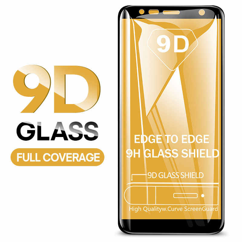 9D Screen Protector Tempered Glass For Sasmung Galaxy A10 A20 A30 A40 A50 A60 A70 A80 A90 M10 M20 M30 M40 Protective Glass Film