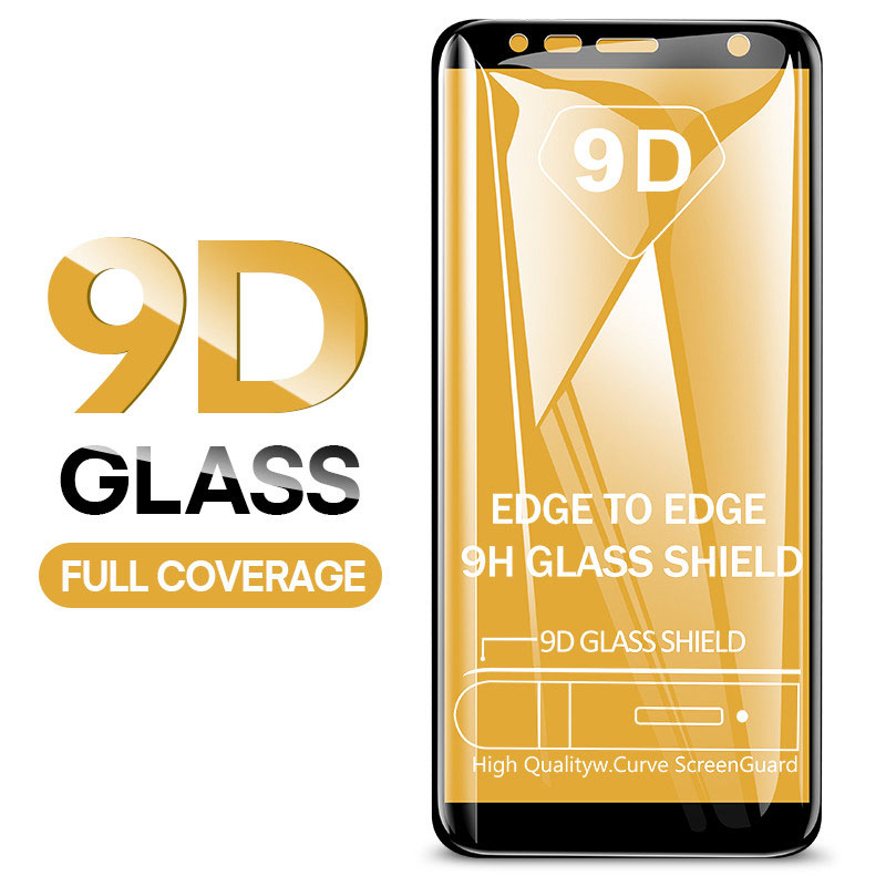 9D Screen Protector Tempered <font><b>Glass</b></font> For Sasmung <font><b>Galaxy</b></font> A10 A20 A30 A40 A50 A60 A70 A80 A90 M10 M20 M30 M40 Protective <font><b>Glass</b></font> Film image