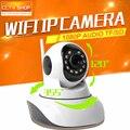 2-МЕГАПИКСЕЛЬНАЯ HD 1080 P PTZ Wi-Fi Smart IP Камеры ИК Ночного Видения главная Радионяня Видеонаблюдения Камеры Безопасности Onvif P2P APP Вид
