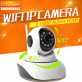 2MP HD 1080P PTZ Wifi Smart IP Camera IR Night Vision Home Baby Monitor CCTV Surveillance Cameras Security Onvif P2P APP View