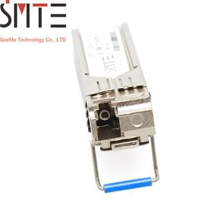 Image 2 - 1 coppia 1.25G BiDi SFP TX1490nm/RX1310nm TX1310nm/RX1490nm LC compatibile FTM 9912C SL10G modulo Transceiver SFP per OTDR
