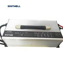 Özelleştirilmiş 2000 W serisi 12 V 100A 24 V 60A 36 V 40A 48 V 30A 60 V 25A 72 V Kurşun asit Lityum LifePO4 20A için pil şarj pil