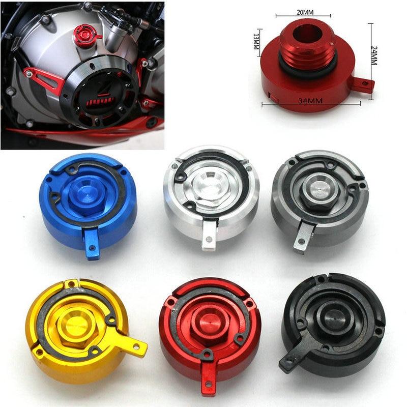 Motorcycle CNC Aluminum Engine Oil Full Cover Mugen Filler Cup Oil Cap Case Machine Screw For Honda CBR929 CBR954 CBR300 ! aluminum water cool flange fits 26 29cc qj zenoah rcmk cy gas engine for rc boat