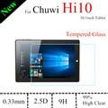 10.1 дюймов Hi10 Стекло Экрана Защитите Пленка Для Chuwi Hi10 закаленное стекло-экран Протектор
