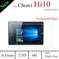 10.1 pulgadas Hi10 Vidrio Protector de pantalla de cristal templado Protector de pantalla de Cine Para Chuwi Hi10