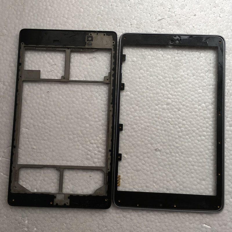 LCD Touch Screen Supporting Frame Front Bezel Housing Replacement Parts For ASUS Nexus 7 2nd Gen 2013 ME571KL ME370T ME370 Wifi