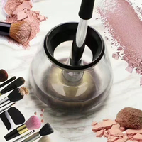 2017 New Arrival Makeup Brush Cleaner Convenient Silicone Make Up Brushes Cleanser Cleaning Tool Machine