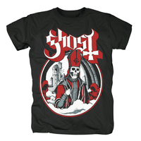 Bloodhoof Free shipping Ghost Hi Red Possession Mens New Black T Shirt All s Asian Size