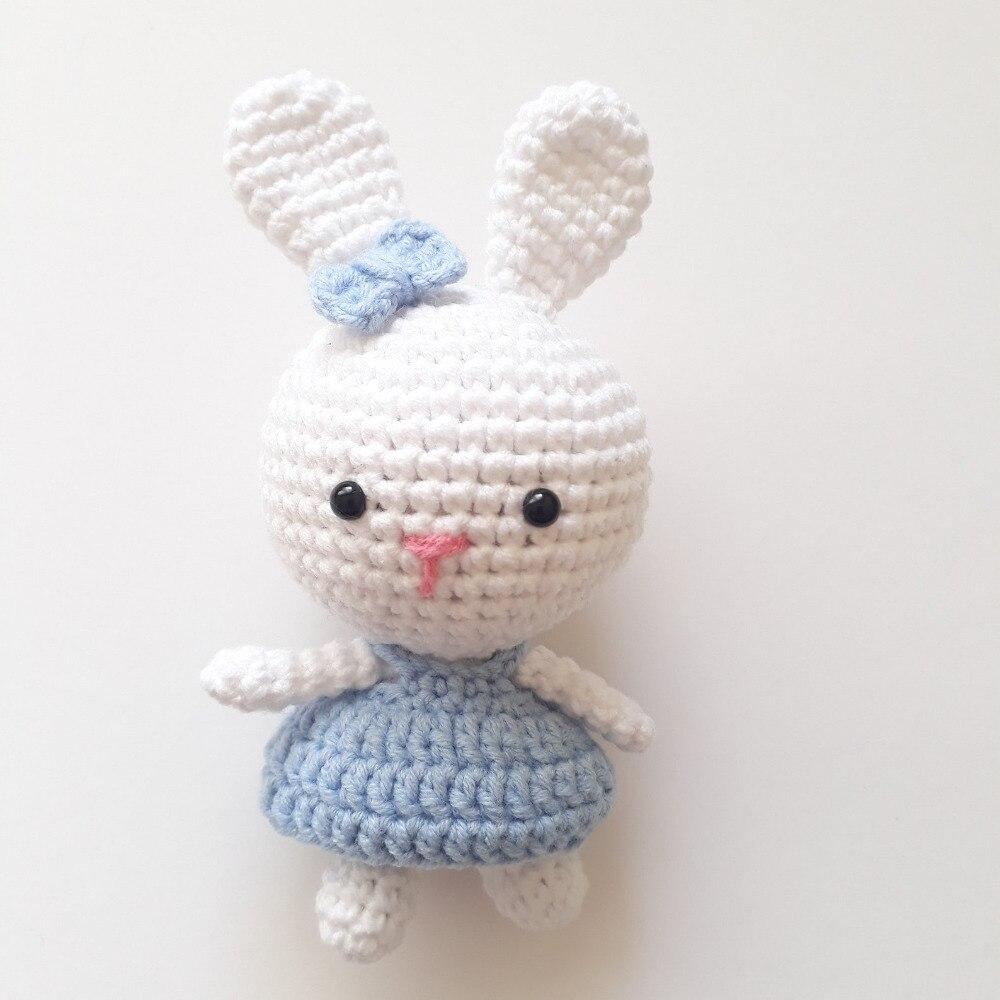Amigurumi Bunny Family Crochet Free Pattern | Easter crochet ... | 1000x1000