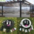 S033 12 V Waternevel Elektrische Membraanpomp Kit Draagbare Verneveling Automatische Waterpomp 12 M Verneveling Cooling Systeem Voor kas