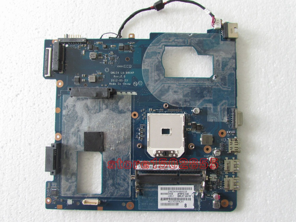 For SAMSUNG NP365E5C NP355V5C Motherboard mainboard LA-8864P 100% Tested 3 months warranty