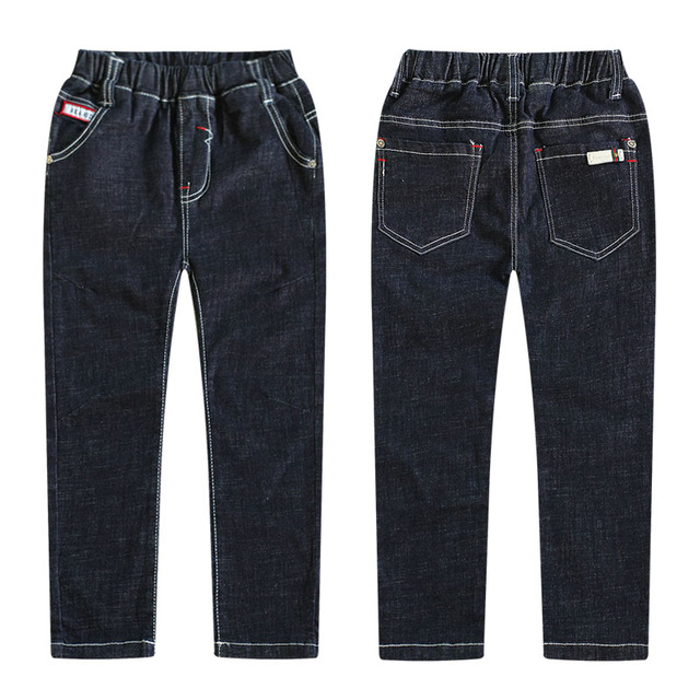 High Quality Autumn Spring Baby Jeans For Boys  5