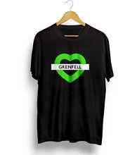 Grenfell T-Shirt - Tower Fire T-shirt Unisex New T Shirts Funny Tops Tee