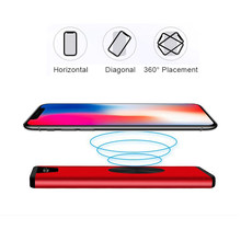 20000mAh Qi Wireless Charger Power Bank For iPhone X 8 Plus Powerbank Mobile Phone Charger for Samsung Note 8 S9 S8 Plus S7(China)