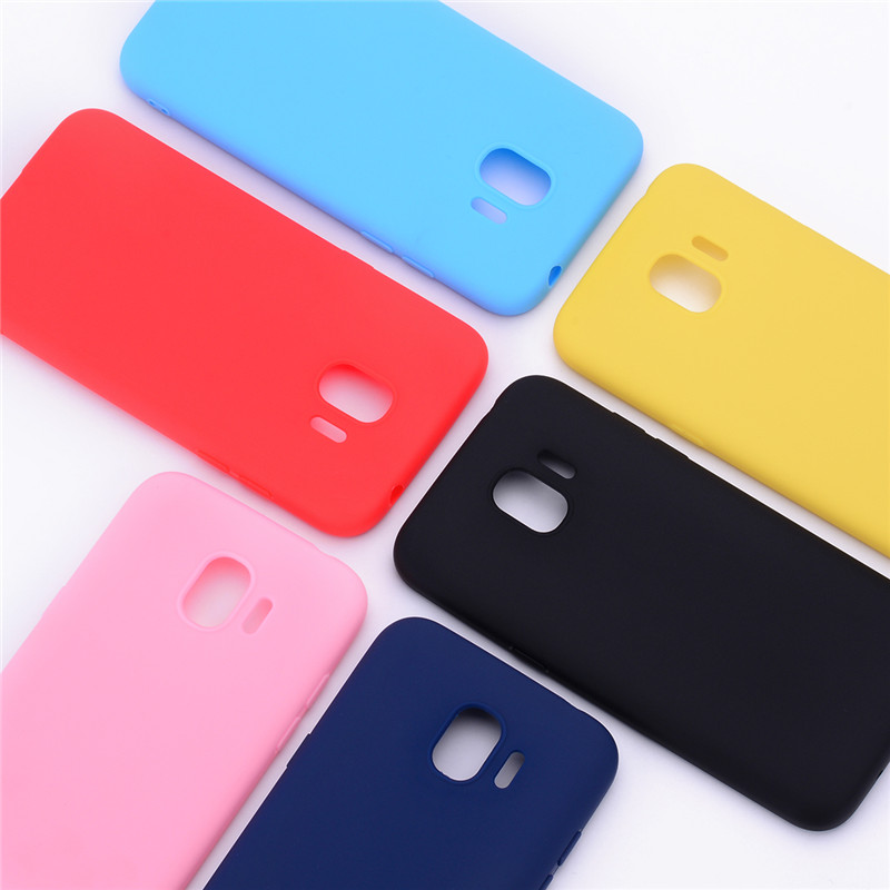 Silicone Case For Samsung J2 2018 Case Cover For Samsung Galaxy J 2 J2 2018 Sm-j250f/ds J250 Case For Samsung J2 2018 Phone Case