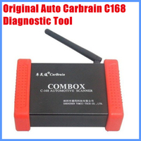 100% Original Diagnostic Tool Wireless Auto Carbrain C168 Scanner Update Via Offical Website Free Shipping